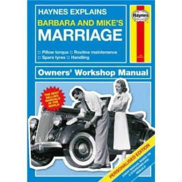 Haynes Explains Marriage